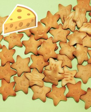 Крекер «Супер Звезда» со вкусом сыра