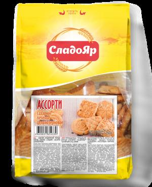 Печенье сахарное ассорти Сладояр