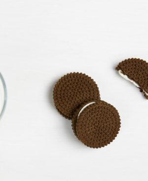 шоколадное со сливками
